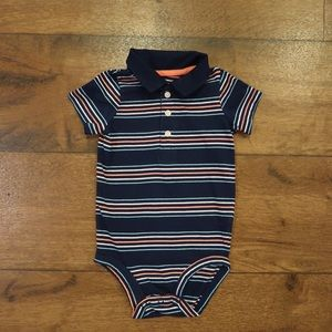 Onesie with Collar from Carter's